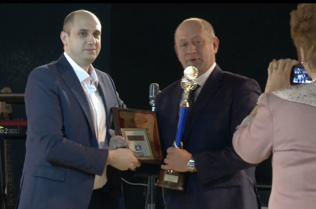 Франківчанин Микола Калайда очолив рейтинг «Народне визнання» – «Одесит року 2018» (фото+відео)
